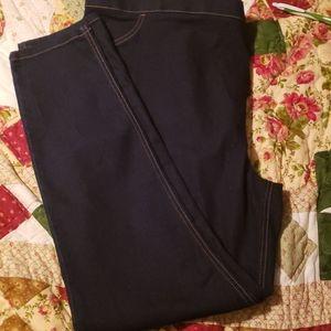 Womens 3 x stretch jeans